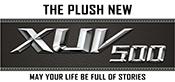 The Plush New XUV500 Logo